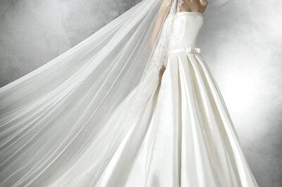 Vestidos de noiva 2016 para mulheres altas: modelos mega favorecedores!