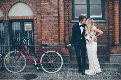 Traumhochzeit: Silvia und Gerhard sagten JA in Kopenhagen