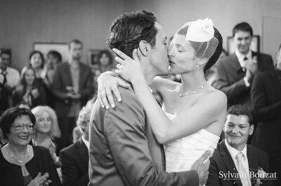 Sylvain Bouzat : un photographe de mariage brillant pour des clichés pleins d'émotion