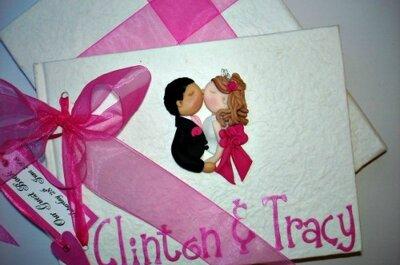 Hochzeitseinladungen in der Farbe Pink