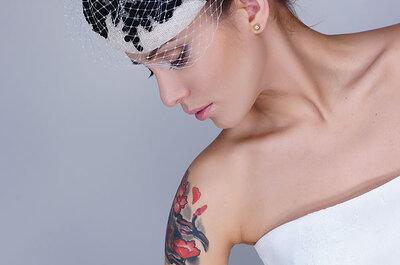 Fascynatory ślubne, kolekcja Bridal 2013