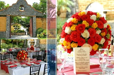 Un lugar de ensueño para tu boda, Arecas el jardín para enamorarse una y otra vez
