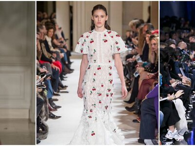 Fashion Week de Paris Automne-Hiver 2017/2018 : inspirez-vous des plus belles créations !
