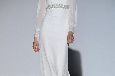 Colección vestidos de novia Francis Montesinos 2014
