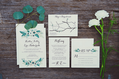Handy hints on how to get your wedding guests' addresses