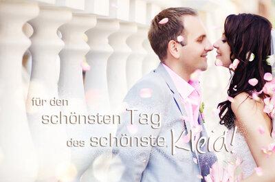 Finden oder verkaufen Sie Ihr Traum-Brautkleid  – auf Brautmoden.de