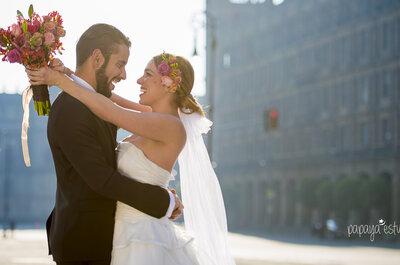 10 tips para tener las fotografías de boda que siempre has soñado. Sigue los consejos de expertos y ¡consíguelas!