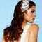 Długa fryzura ślubna