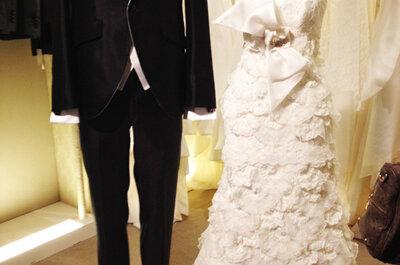Moda para noivas e noivos no Casar 2012