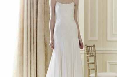 Suknie ślubne 2014: kolekcja Jenny Packham