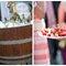 Frische und fruchtige Sommer-Hochzeit 2015: Foto:  Zach Mathers Photography