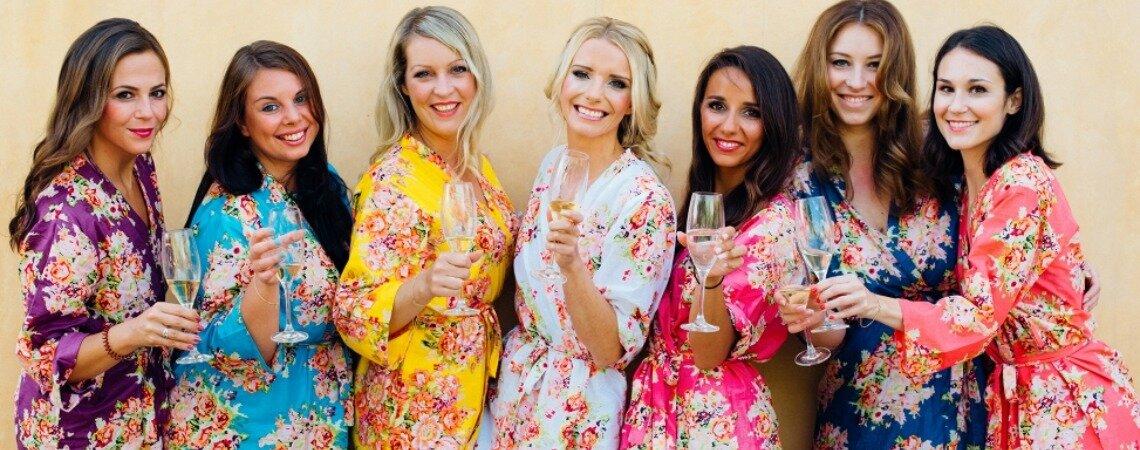 7 Dinge, die Sie nicht tun sollten, wenn Sie zu einer Bachelorette-Party eingeladen sind