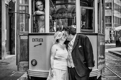 Milano attraverso l'obiettivo dei suoi fotografi di matrimonio: perché Milan l'è un gran Milan