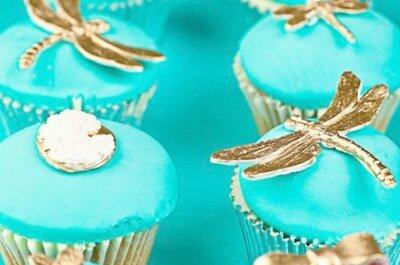 Un casamiento con decoración con insectos...¿lo habías pensado?