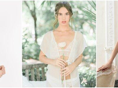 De beste trends in bruidslingerie: voel je sexy op je trouwdag!