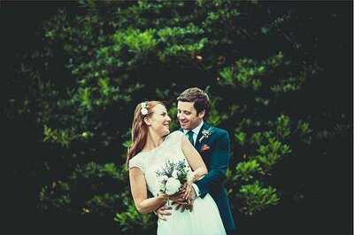Lavender, Olive, & Peony: A Very Fragrant Provencal Wedding