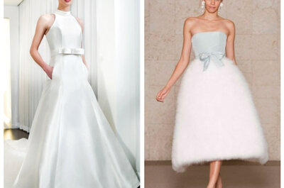 2012 Predictions for Wedding Dress Trends