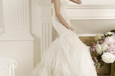 Vestidos de noiva com modelagem