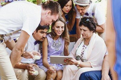 Свадьба онлайн: как использовать соцсети, чтобы разделить свой праздник со всеми