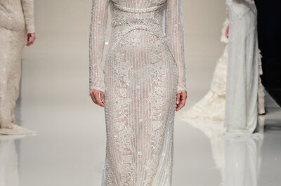 20 Creative Wedding Dresses from White Gallery 2014
