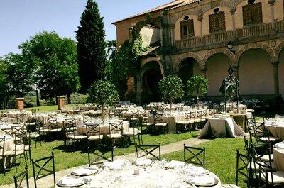 Los 40 lugares m s incre bles de espa a donde celebrar una - Sitios para bodas en madrid ...