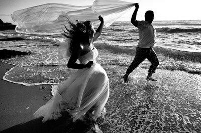 Hochzeit am Strand - 5 mögliche Outfits für die Gäste