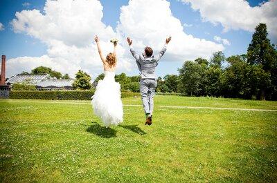 7 tips voor een groene, eerlijke en duurzame bruiloft!