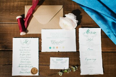 11 свадебных тенденций 2016: будь в тренде