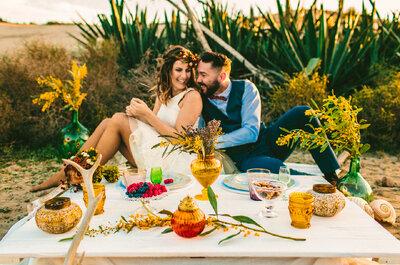 ¿Cómo organizar una boda libre de gluten? No te pierdas los consejos de nuestros expertos