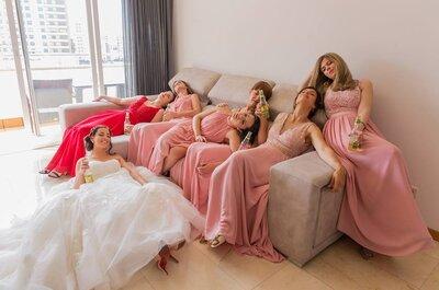 O dia depois do casamento: como evitar uma chata e dolorosa ressaca!