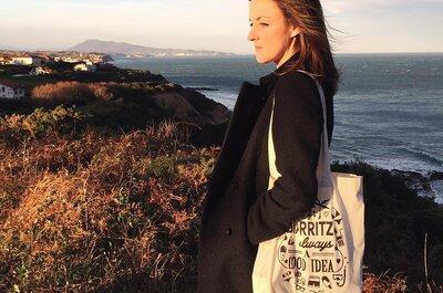 #MonMariageDeBlogueuse : Anne-Laure de Bonjour Darling et son mariage champêtre sur la côte Basque