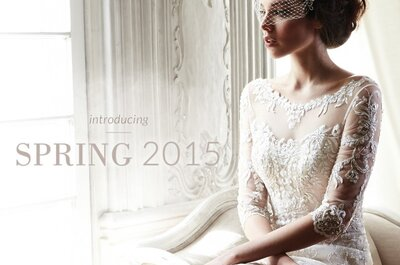 Maggie Sottero Spring 2015 Collection - Video