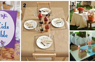 Prezenty dla dzieci na weselu- 5 propozycji uroczych upominków.