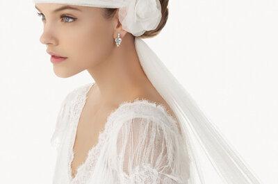 Veli da sposa Rosa Clarà