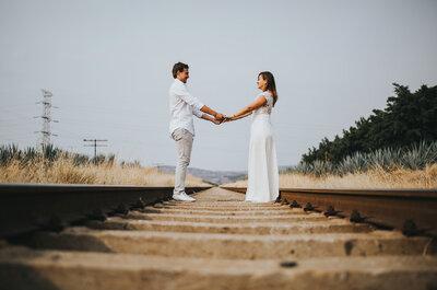 Fotografías de boda para revisitar una gran historia de dos