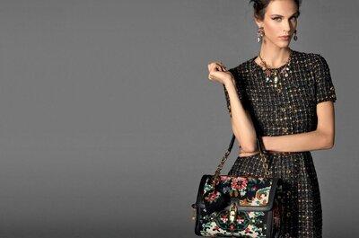 Inspirate en la campaña Otoño/Invierno 2013 de Dolce&Gabbana