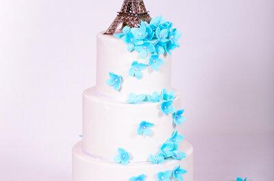 William's Cakes : 5 wedding cakes originaux qui vont vous mettre l'eau à la bouche en 2017!