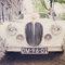 Vintage trouwvervoer