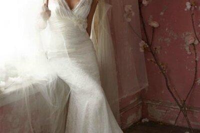 Ontdek de meest prachtige bruidsjurken voor de bruid van 2012