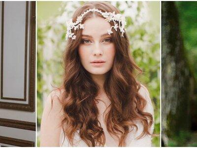 Los mejores peinados de novias con rizos 2016 ¡Dale vitalidad a tu cabello!