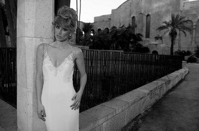 Kolekcja ślubna Tal Kahlon 2013