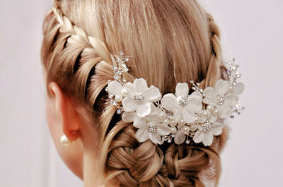 Bridal Hairstyle trends for 2016: Brought to you by Label'Emotion