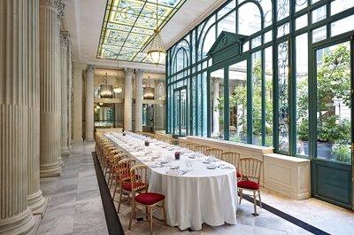 Un lieu d'exception pour un mariage de rêve au Westin Paris - Vendôme
