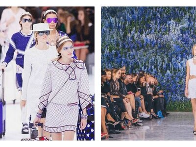Défilés Prêt-à-Porter printemps-été 2016 : le meilleur de la Fashion Week de Paris