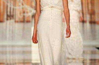 Robes de mariée vintage 2014
