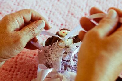 Casamento temático: homenageando Santo Antônio