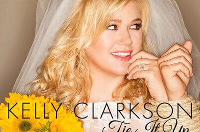 Kelly Clarkson celebra su próximo matrimonio con el nuevo sencillo