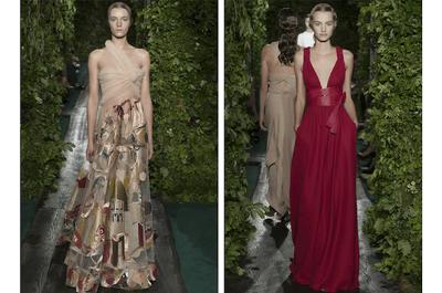 Sé parte de la experiencia artística en la colección alta costura otoño 2014 de Valentino