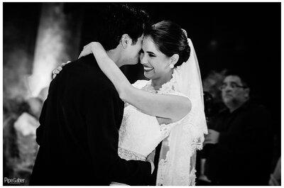Eres mi realidad perfecta, mi sueño más lindo: La boda de Chantal y Roberto