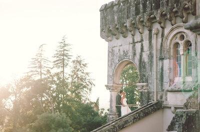 The Flash Love: um casamento que emocionou no Gerês!